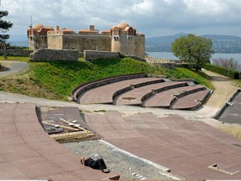 Citadel of Saint-Tropez