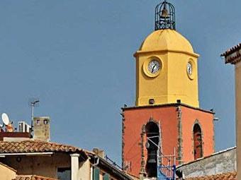 Saint-Tropez Church